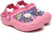 Hello Kitty Space Adventure Lined Clog