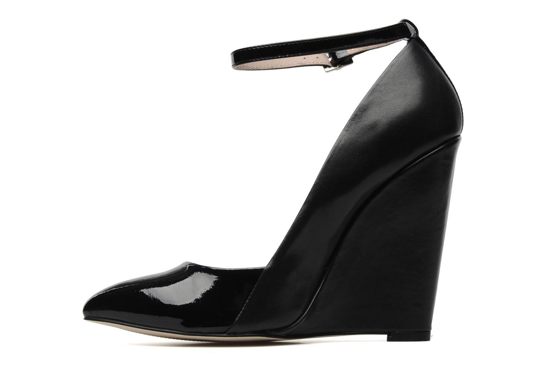 High heels KG By Kurt Geiger CRISTAL Black front view