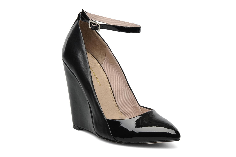 High heels KG By Kurt Geiger CRISTAL Black detailed view/ Pair view