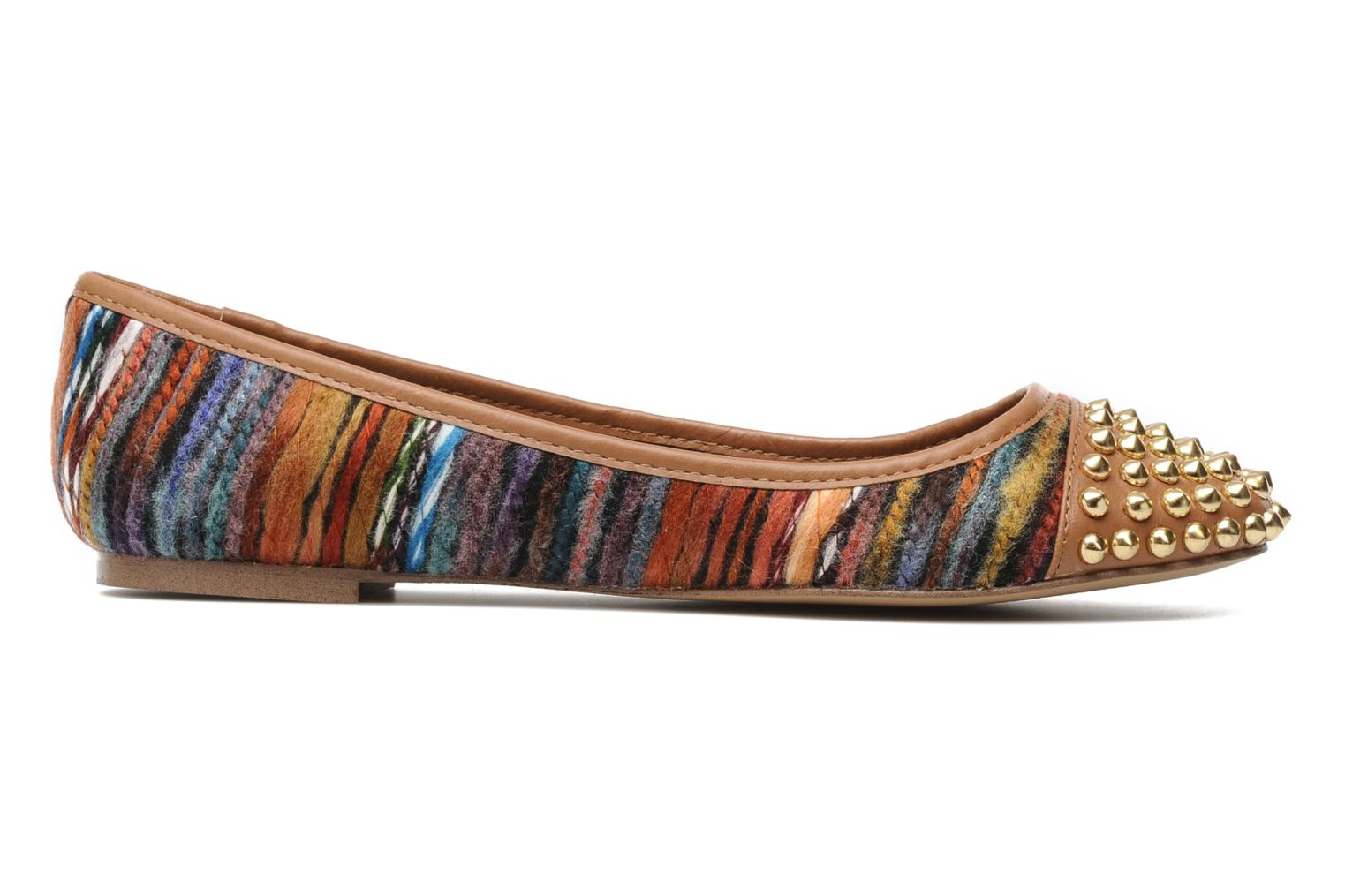 Ballet pumps Steve Madden KIMMMIE Multicolor back view