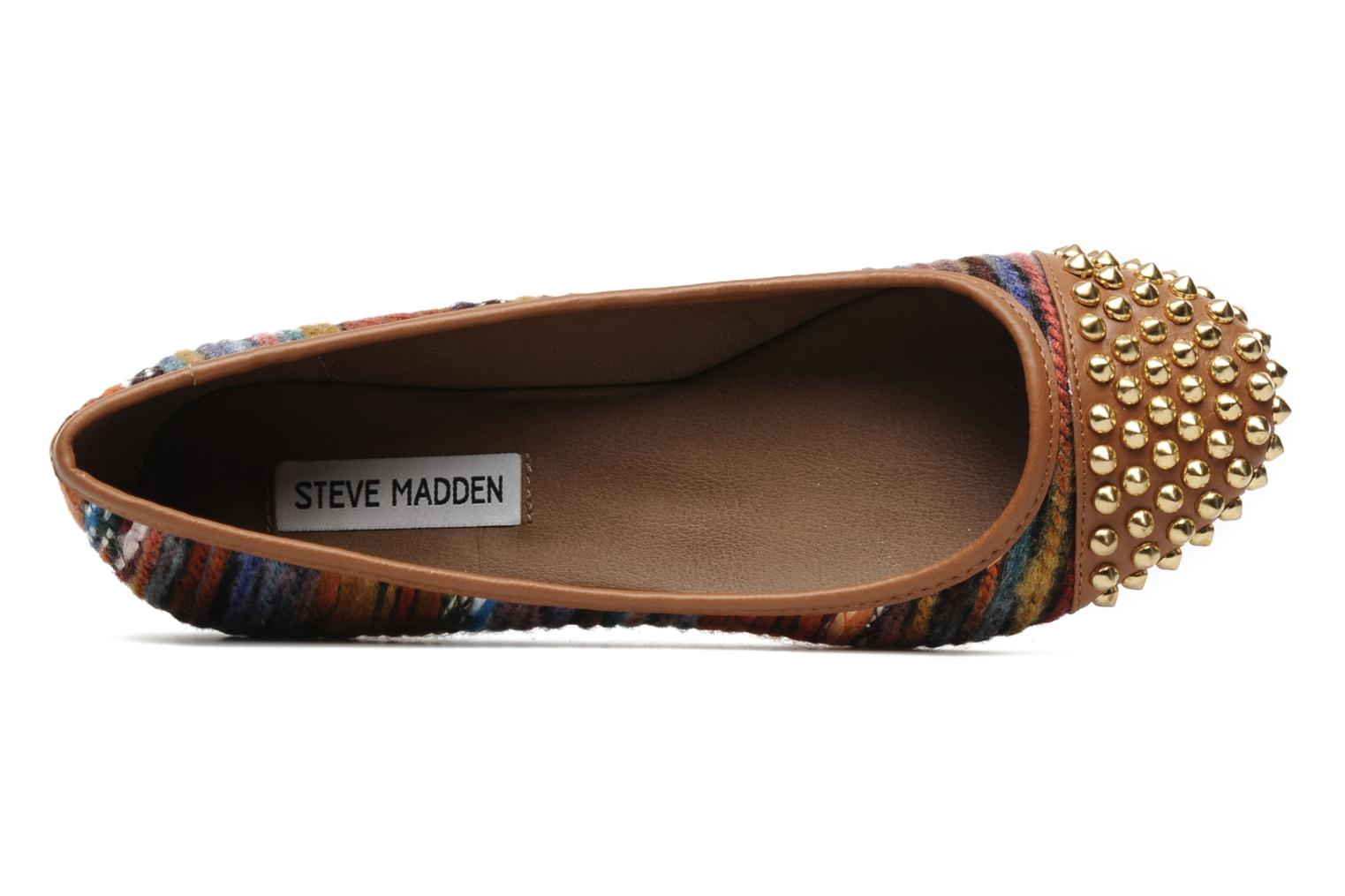 Ballet pumps Steve Madden KIMMMIE Multicolor view from the left