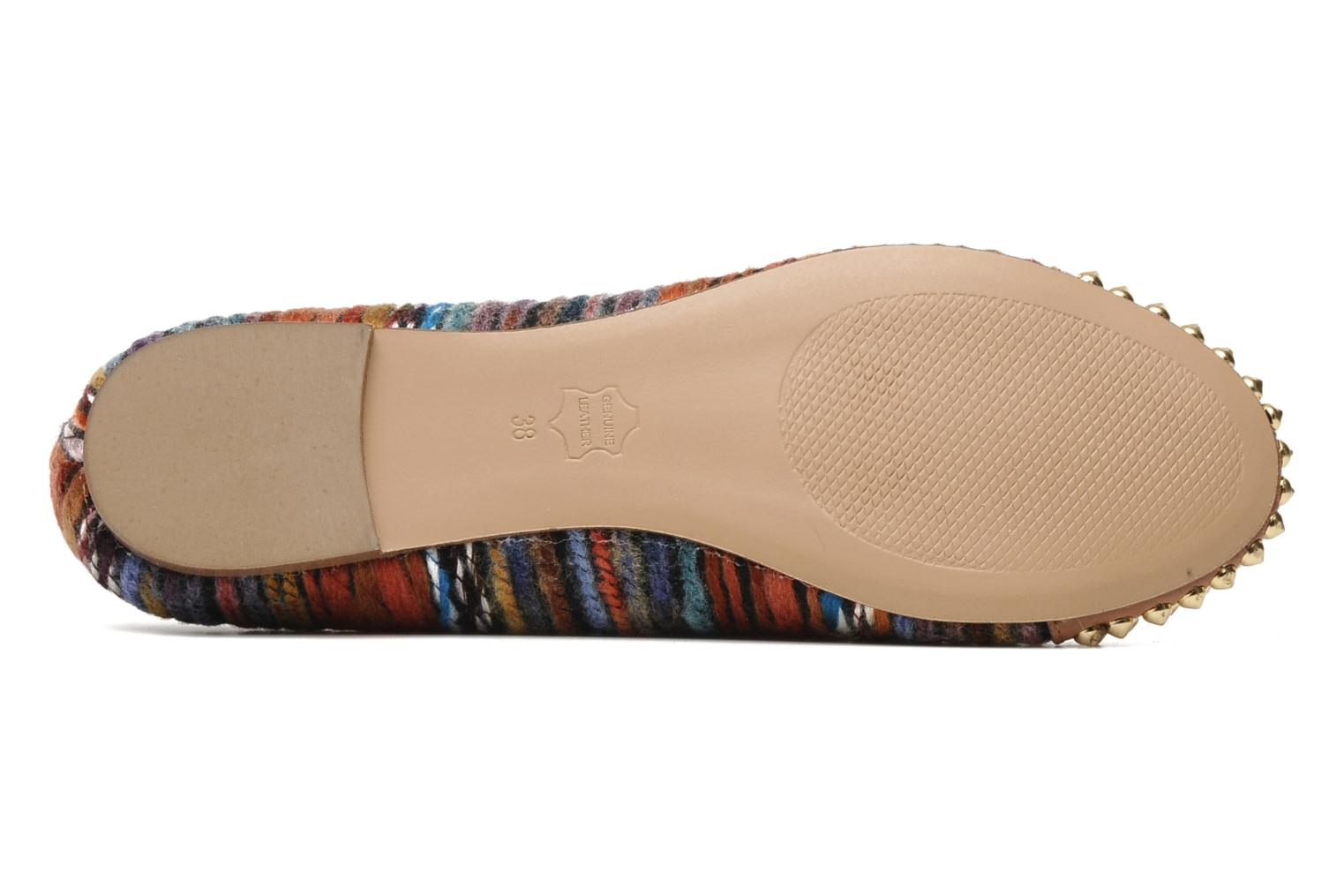 Ballet pumps Steve Madden KIMMMIE Multicolor view from above