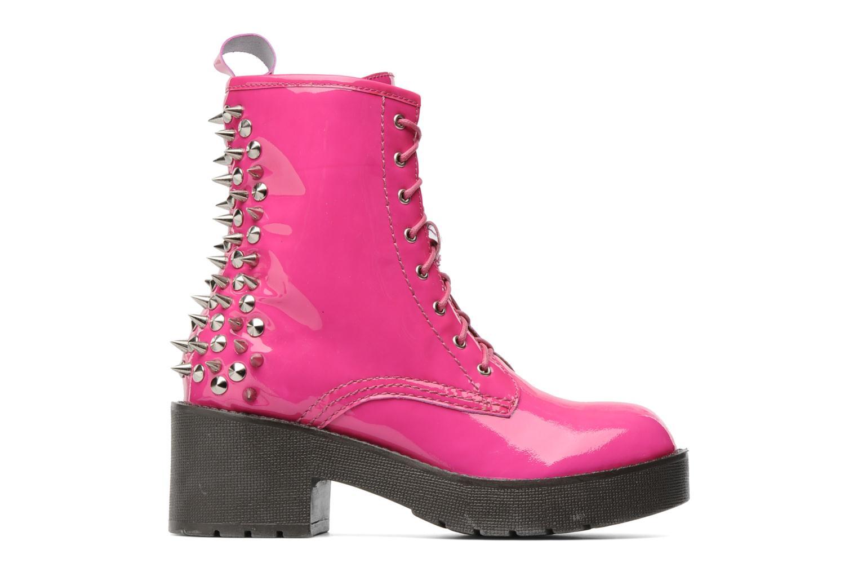 Boots en enkellaarsjes Jeffrey Campbell 8TH STREET Roze achterkant