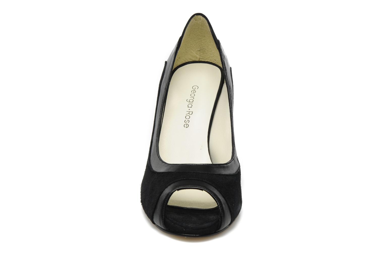 Escarpins Georgia Rose Avana Noir vue portées chaussures