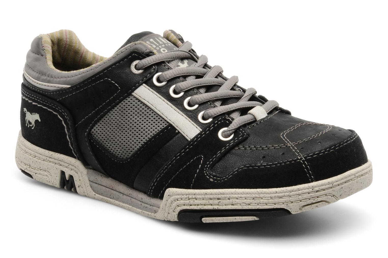 Sneakers Mustang shoes Fidele Nero vedi dettaglio/paio
