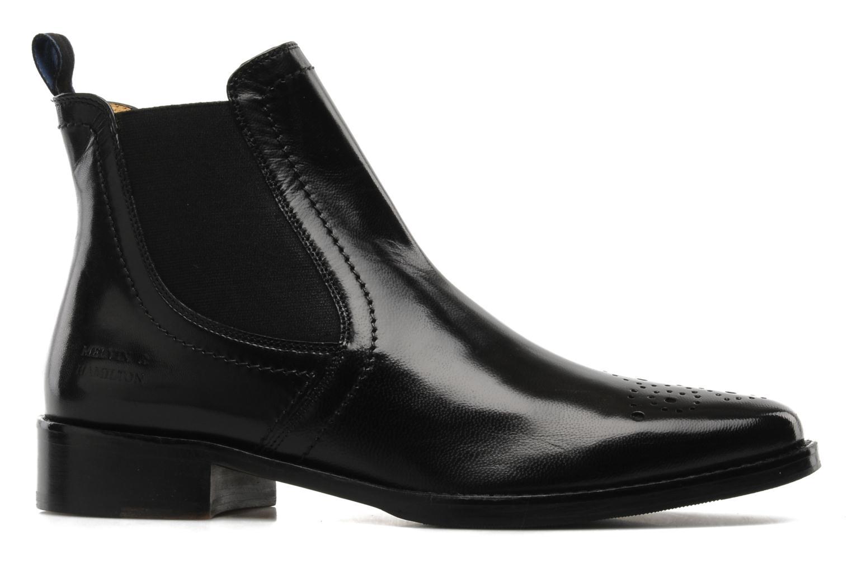Bottines et boots Melvin & Hamilton Anna 6 Noir vue derrière