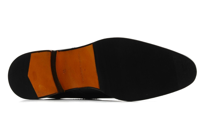 Bottines et boots Melvin & Hamilton Anna 6 Noir vue haut