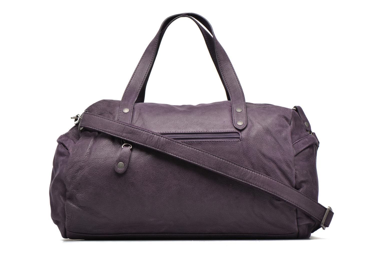 Handtaschen Sabrina Jade lila ansicht von vorne