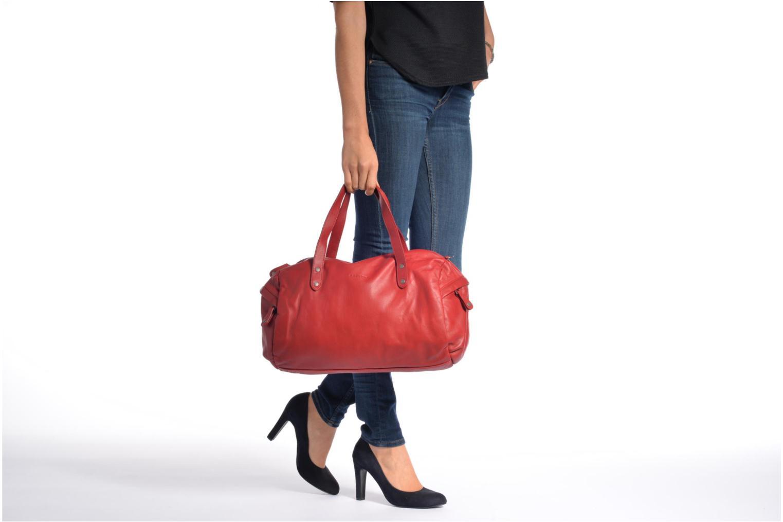 Handtaschen Sabrina Jade lila ansicht von oben