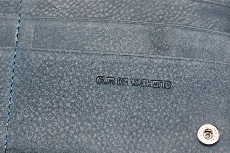 Wallets & cases Sabrina Kate Blue back view