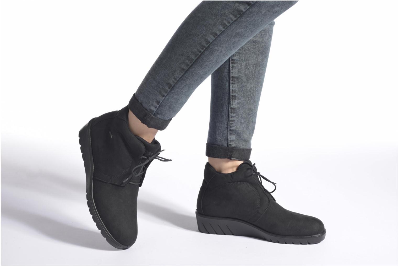 Bottines et boots Romika Varese 80 Noir vue bas / vue portée sac