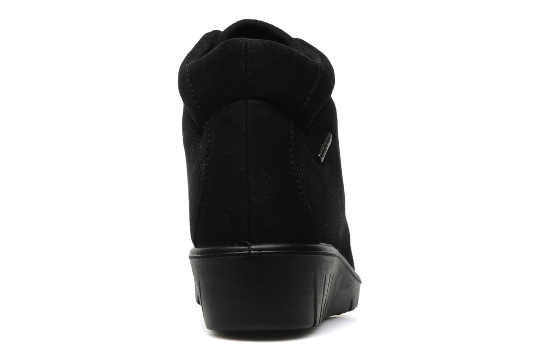 Bottines et boots Romika Varese 80 Noir vue droite