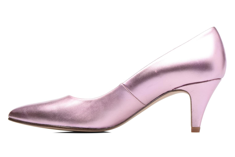 Zapatos de tacón Anna Volodia Ana Rosa vista de frente