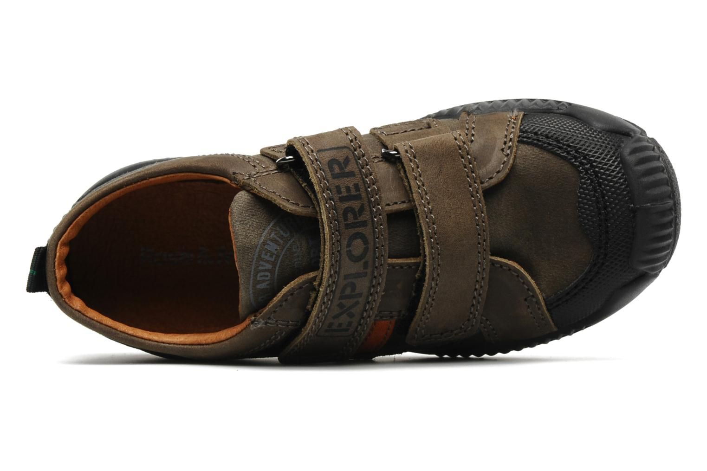 Sneakers Rose & Martin Imade Bruin links