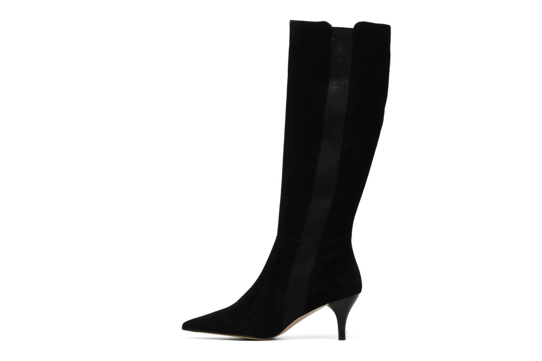 Stiefel Elizabeth Stuart Rosa schwarz ansicht von vorne