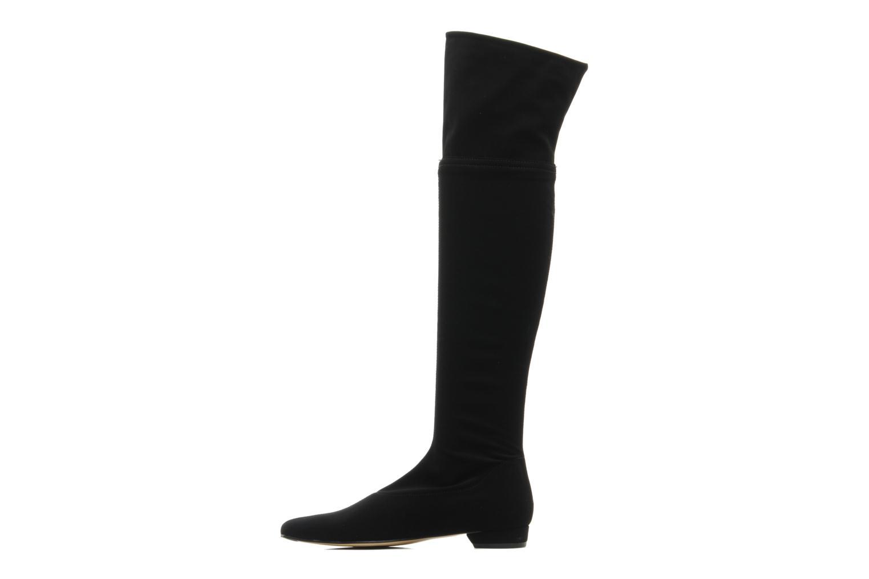 Stiefel Elizabeth Stuart Passym schwarz ansicht von vorne