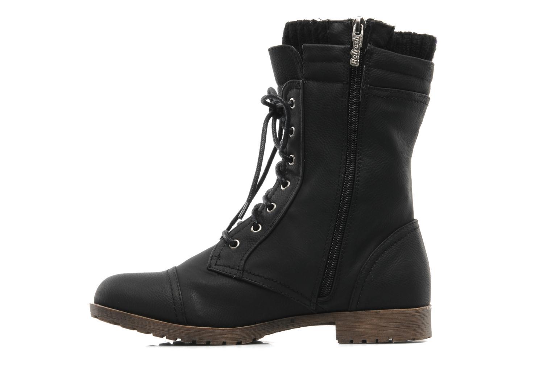 Stiefeletten & Boots Refresh Leanne schwarz ansicht von vorne