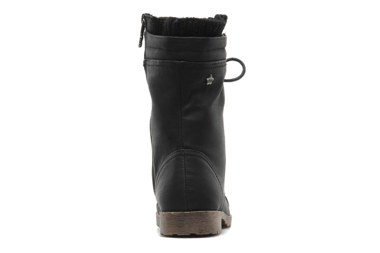Stiefeletten & Boots Refresh Leanne schwarz ansicht von rechts