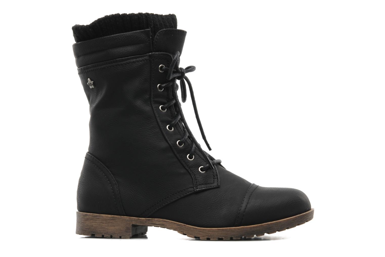 Stiefeletten & Boots Refresh Leanne schwarz ansicht von hinten