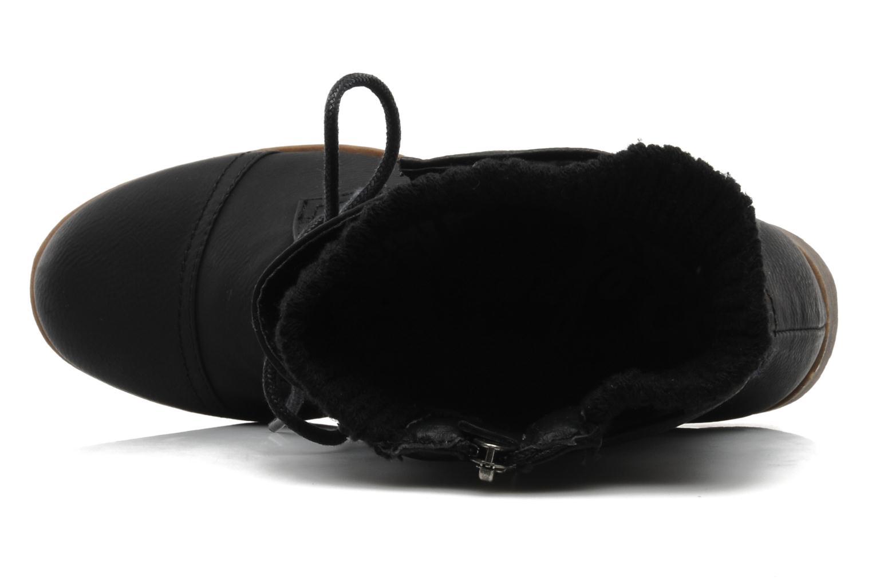 Stiefeletten & Boots Refresh Leanne schwarz ansicht von links