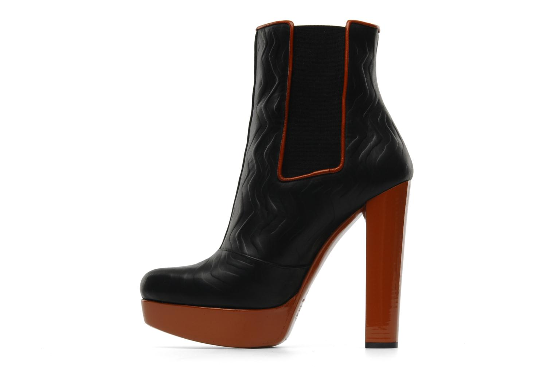 Boots en enkellaarsjes Missoni Miranella Zwart voorkant