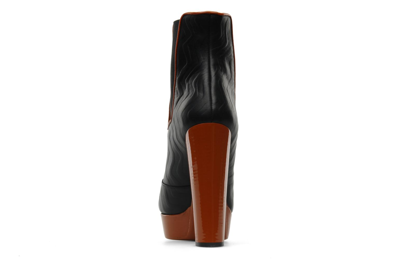 Boots en enkellaarsjes Missoni Miranella Zwart rechts