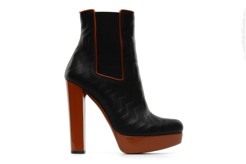 Boots en enkellaarsjes Missoni Miranella Zwart achterkant