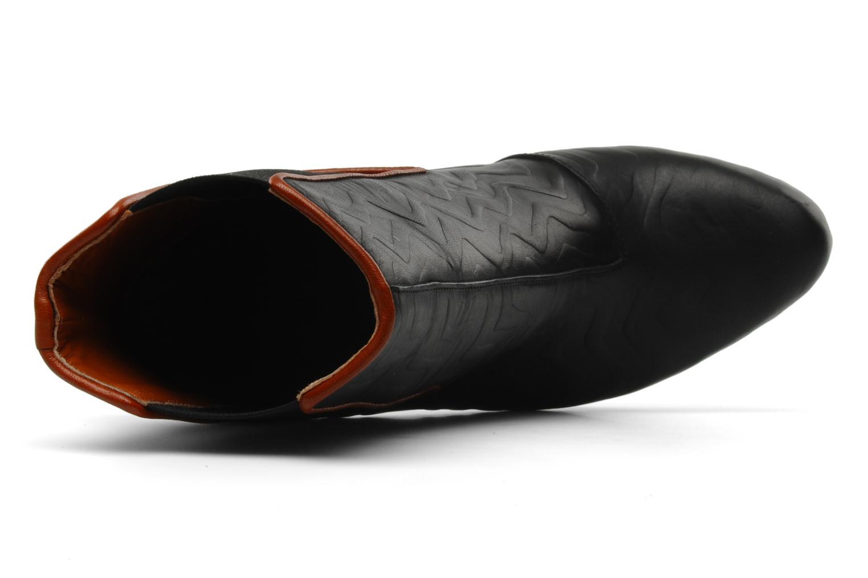 Boots en enkellaarsjes Missoni Miranella Zwart links