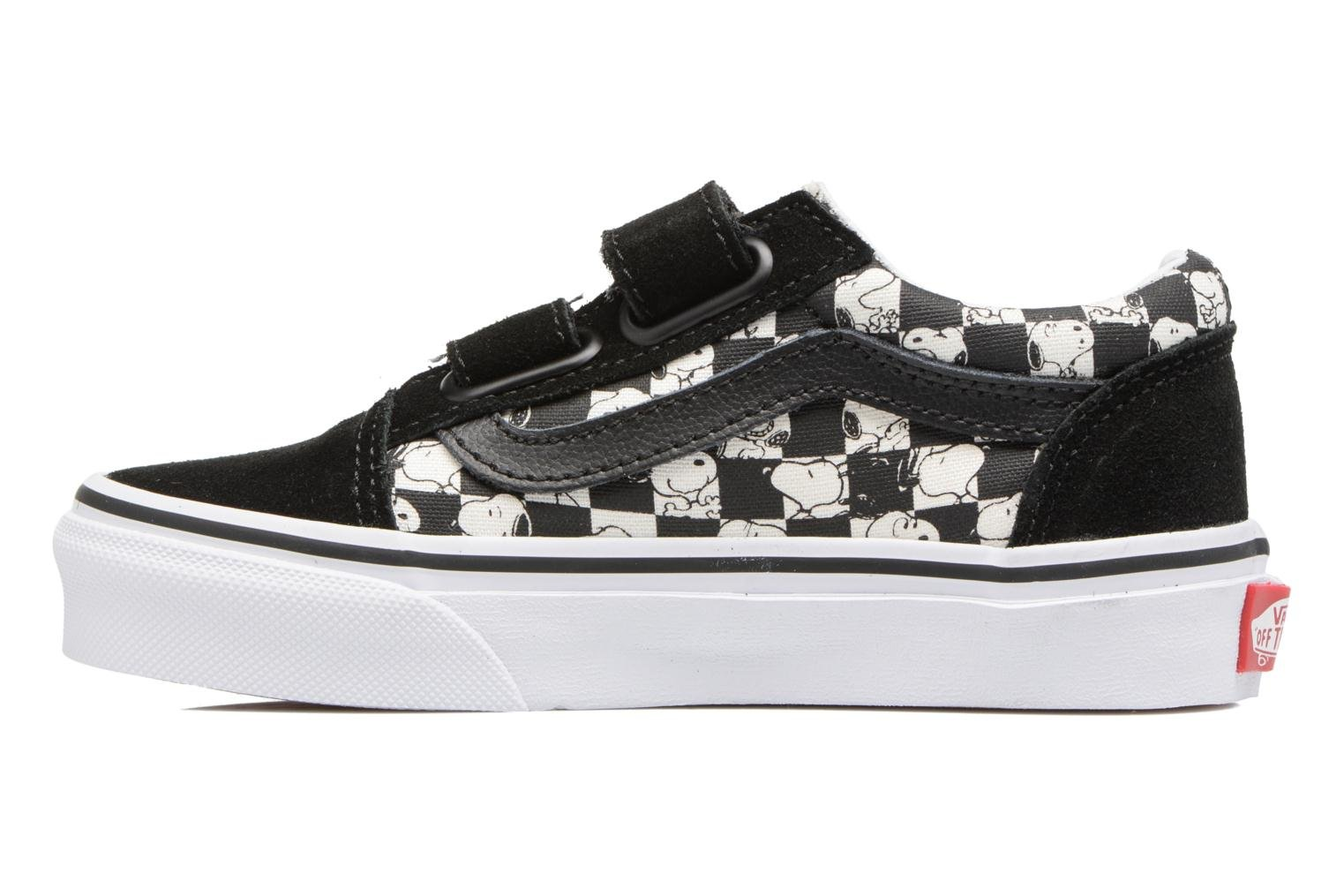 Old Skool v SnoopyCheckerboard (Peanuts)
