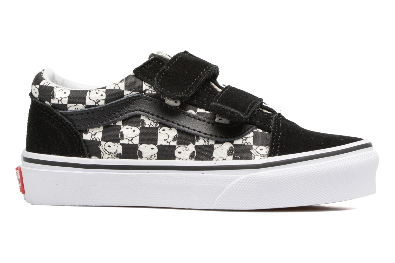 Sneakers Vans Old Skool v Nero immagine posteriore