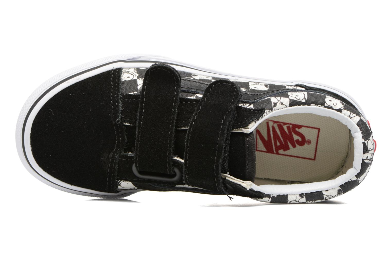 Sneakers Vans Old Skool v Sort se fra venstre