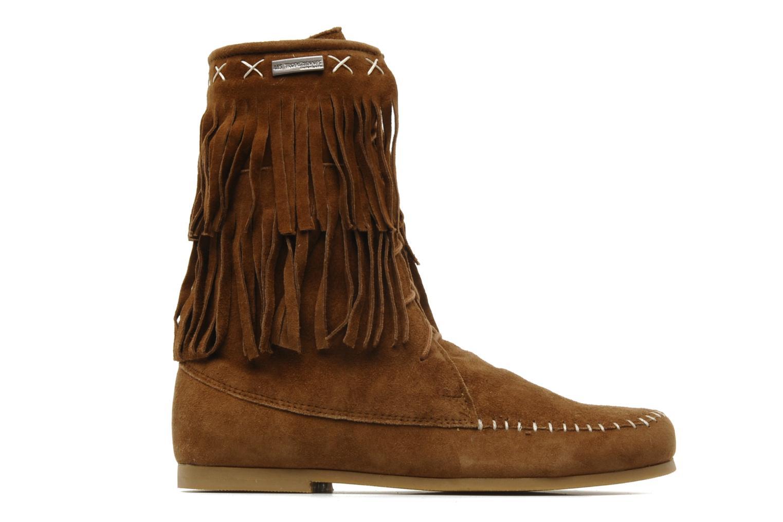 Ankle boots Les Tropéziennes par M Belarbi Marah Brown back view