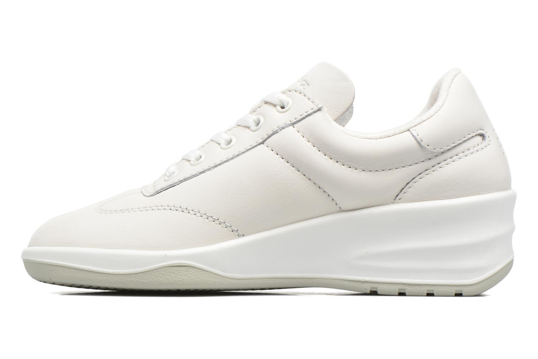 Sneaker TBS Easy Walk Dandys weiß ansicht von vorne