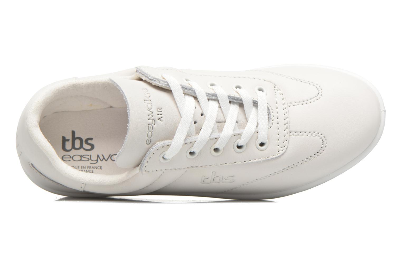 Sneaker TBS Easy Walk Dandys weiß ansicht von links