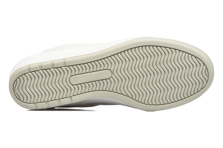 Sneaker TBS Easy Walk Dandys weiß ansicht von oben