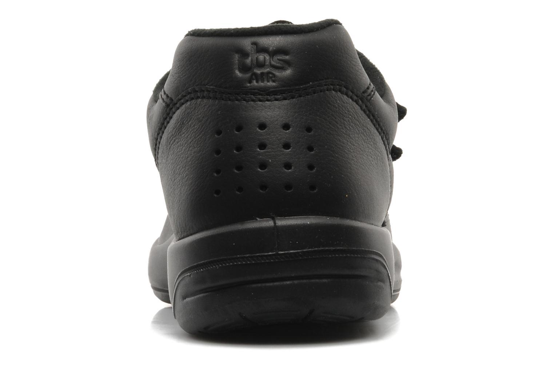 Sneakers TBS Easy Walk Archer Sort Se fra højre