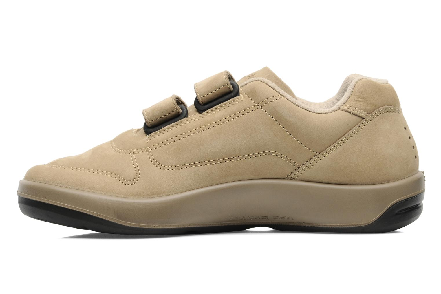 Sneakers TBS Easy Walk Archer Beige voorkant