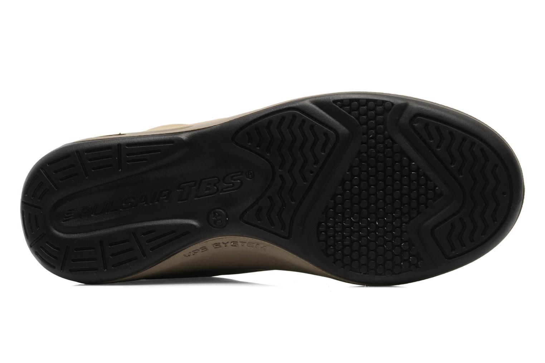 Sneaker TBS Easy Walk Archer beige ansicht von oben