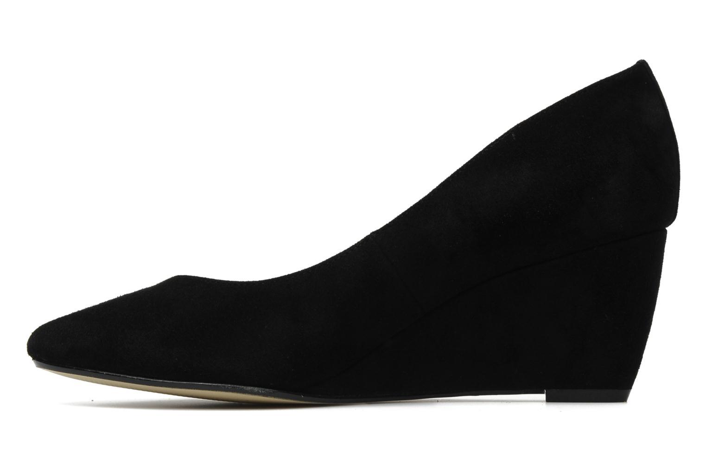 High heels Dune London AMBLESIDE Black front view
