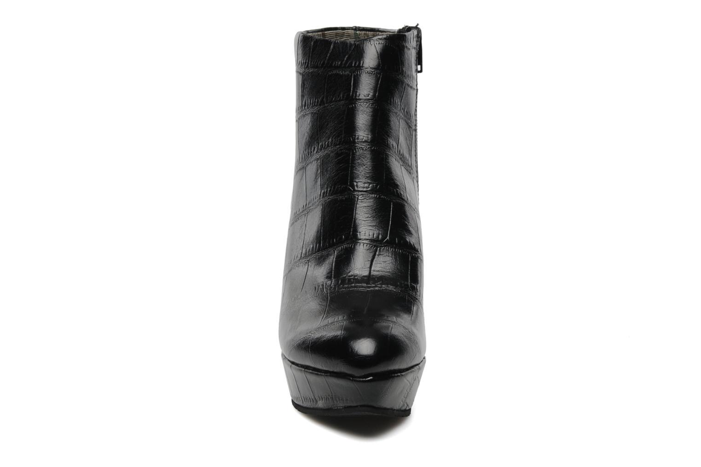 Boots en enkellaarsjes Bertie NYX Zwart model