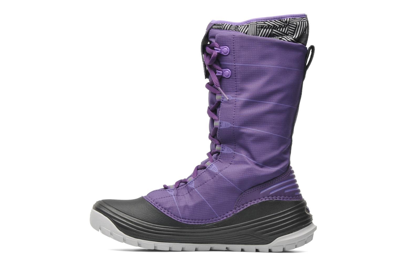 Chaussures de sport Teva Jordanelle Violet vue face