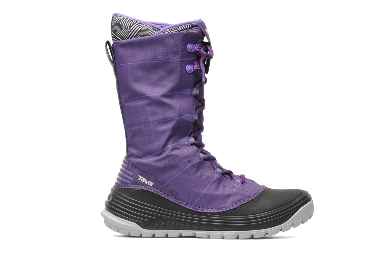 Chaussures de sport Teva Jordanelle Violet vue derrière