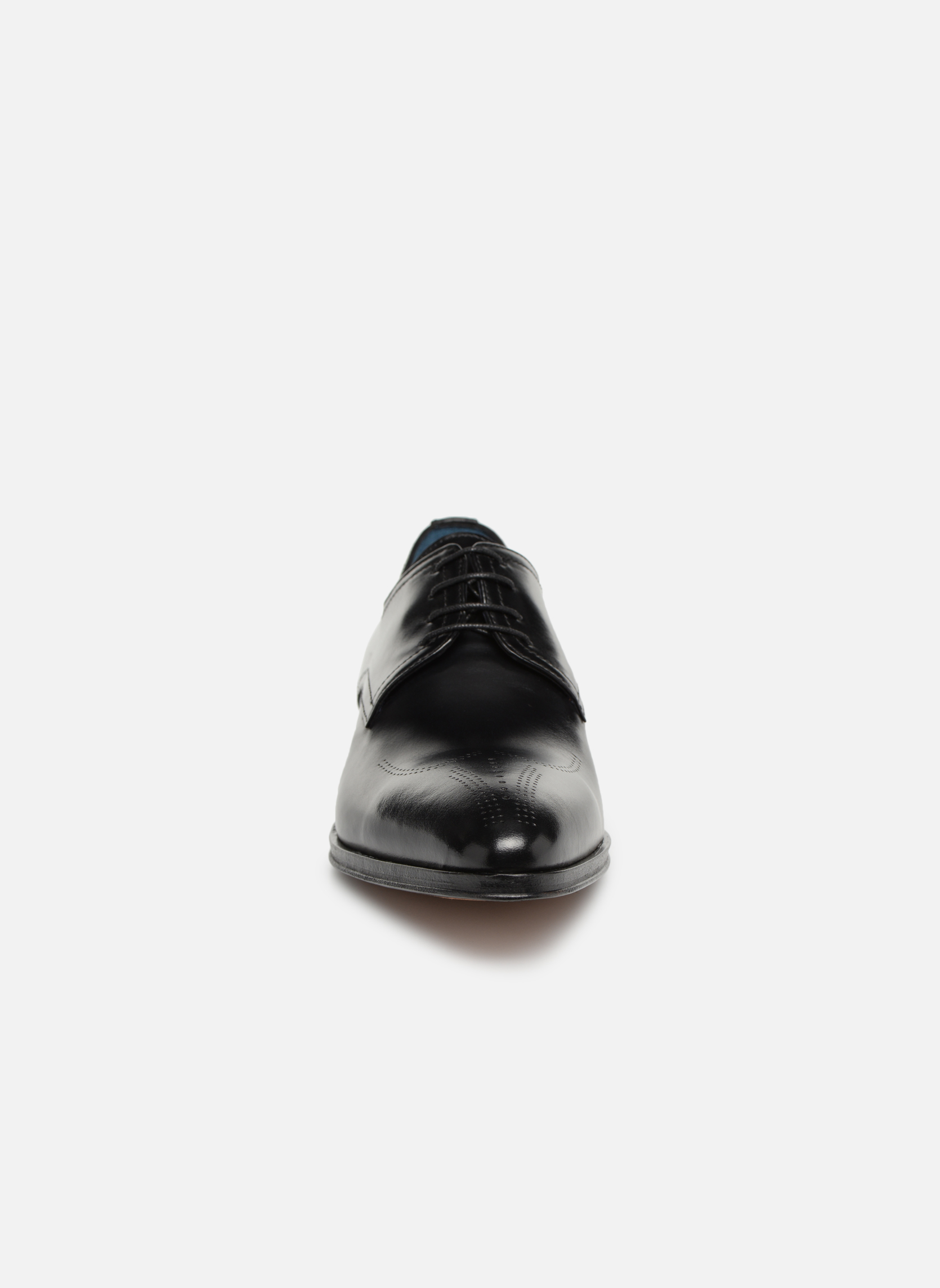 Lace-up shoes Brett & Sons Mark Black model view