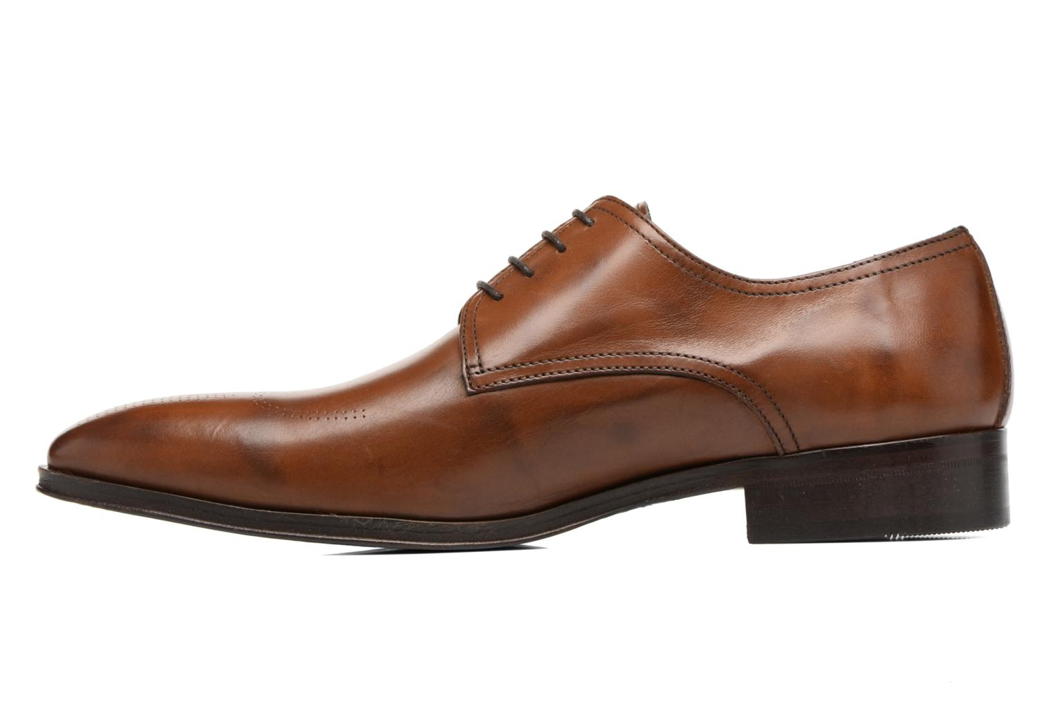 Lace-up shoes Brett & Sons Mark Brown front view