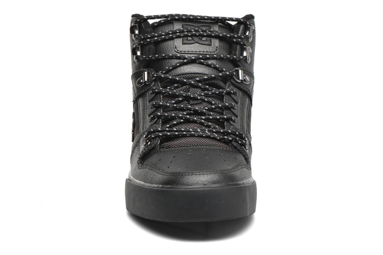 Sportschuhe DC Shoes Spartan Hi WC SE schwarz schuhe getragen