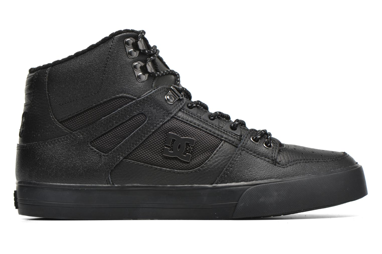Sportschuhe DC Shoes Spartan Hi WC SE schwarz ansicht von hinten