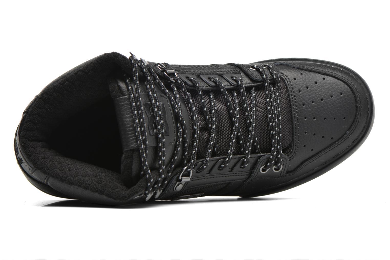 Sportschuhe DC Shoes Spartan Hi WC SE schwarz ansicht von links