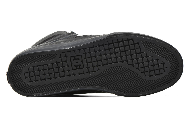 Sportschuhe DC Shoes Spartan Hi WC SE schwarz ansicht von oben