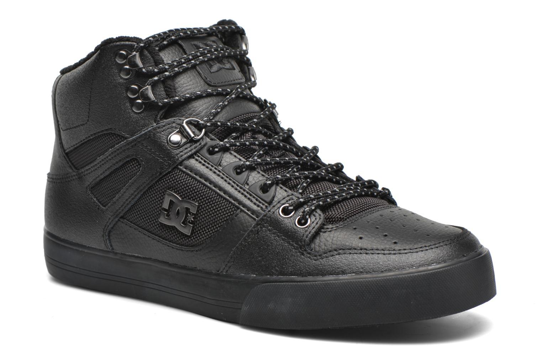 Sportschoenen DC Shoes Spartan Hi WC SE Zwart detail