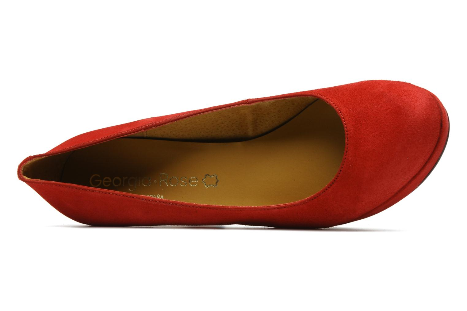Pumps Georgia Rose Valio Rood links